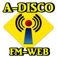 Logo of radio station A DISCO-FM-WEB