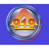 Logo of radio station Activa 91.9 FM