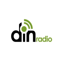 Logo of radio station Din Radio Jylland