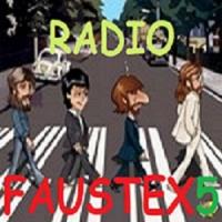 Logo of radio station RADIO FAUSTEX 5 (2)