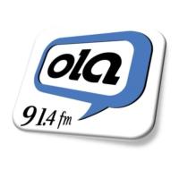 Logo of radio station Ola FM 91.4