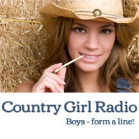 Logo de la radio Country Girl Radio
