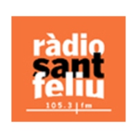 Logo of radio station Sant Feliu
