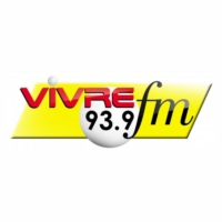 Logo of radio station Vivre FM