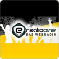 Logo of radio station Eradio One Red