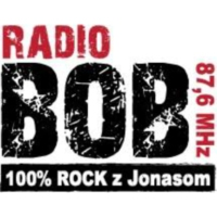 Logo of radio station Radio Bob