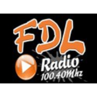 Logo of radio station RADIO FDL