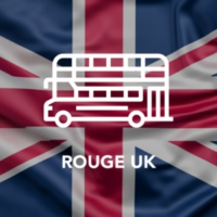 Logo de la radio Rouge UK