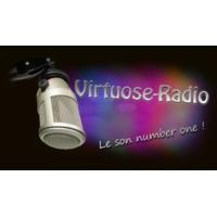 Logo of radio station Virtuose-Radio