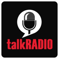 Logo of radio station Talkradio
