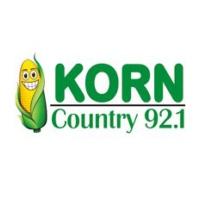 Logo of radio station KKOR Korn Country 92