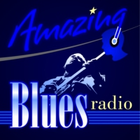 Logo de la radio Amazing Blues