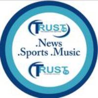 Logo of radio station TRUST 96.3 FM