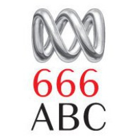 Logo of radio station 666 ABC Canberra