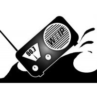 Logo of radio station WTIP 90.7 FM