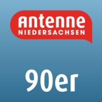 Logo of radio station Antenne Niedersachsen 90er