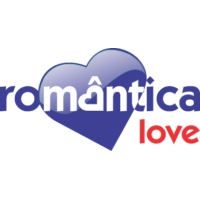 Logo of radio station Romântica Love
