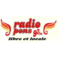 Logo of radio station Radio Pons