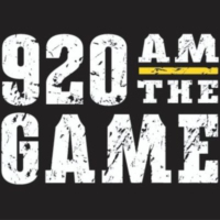 Logo de la radio KBAD 920AM The Game