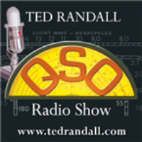 Logo of radio station QSO Radio Show Ham Radio