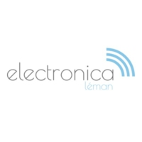 Logo of radio station Electronica Léman