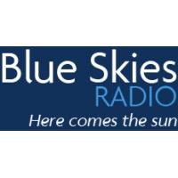 Logo of radio station Blue Skies Radio