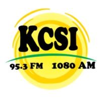 Logo of radio station KCSI 95.3 FM