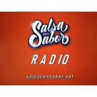 Logo de la radio Salsa Con Sabor Radio