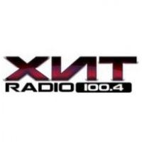 Logo of radio station Хит Радио 100.4