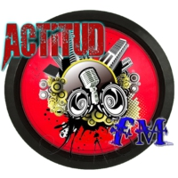 Logo of radio station Actitud FM