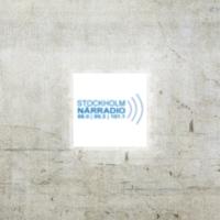 Logo de la radio Stockholm Narradio 95.3