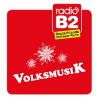 Logo of radio station radio B2 Volksmusik