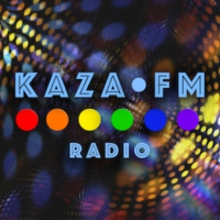 Logo of radio station KAZA FM
