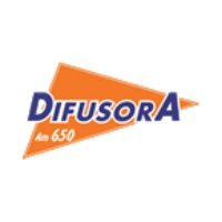 Logo of radio station Difusora AM