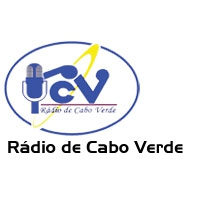 Logo of radio station RTC RCV Radio de Cabo Verde