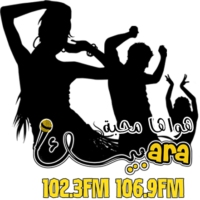 Logo of radio station Arabesque FM