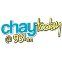 Logo of radio station CHAY Today