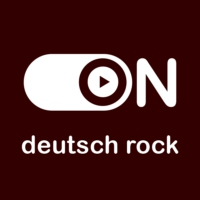 "Logo de la radio ""ON Deutsch Rock"""
