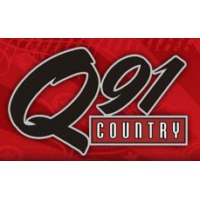 Logo of radio station Q91 Country