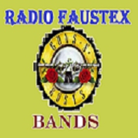 Logo of radio station RADIO FAUSTEX BANDS