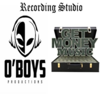 Logo de la radio O'Boys Radio/Get Money Radio