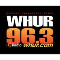 Logo of radio station WHUR 96.3