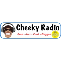 Logo of radio station Cheeky Radio