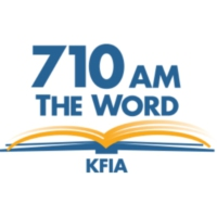 Logo of radio station KFIA 710 AM