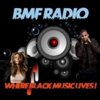 Logo of radio station #BMFRADIO