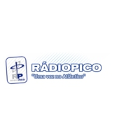 Logo of radio station Rádio Pico