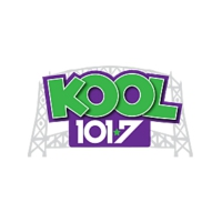 Logo of radio station KLDJ Kool 101.7
