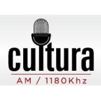 Logo of radio station Rádio Cultura AM 1180