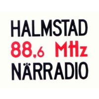 Logo of radio station Halmstad Närradio 88.6 MHz