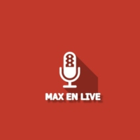 Logo of radio station MAX EN LIVE